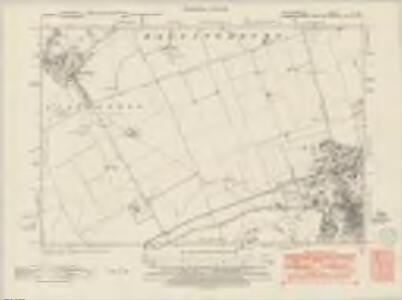 Hertfordshire IV.NE - OS Six-Inch Map