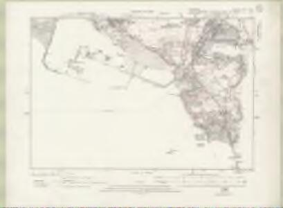 Fife and Kinross Sheet XLIII.NW - OS 6 Inch map