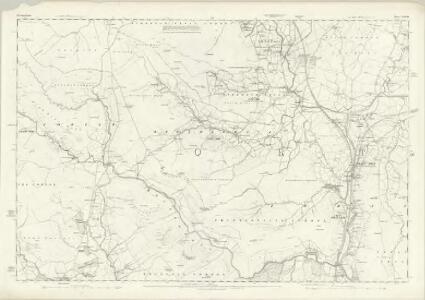 Westmorland XXVIII - OS Six-Inch Map