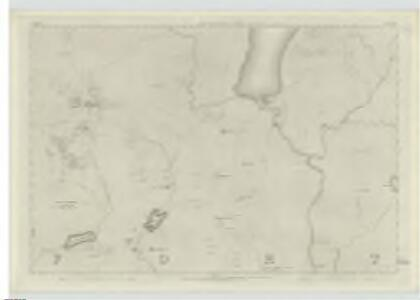 Perthshire, Sheet XXVI - OS 6 Inch map