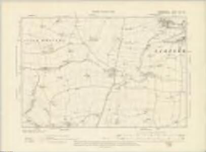 Oxfordshire VIII.NE - OS Six-Inch Map