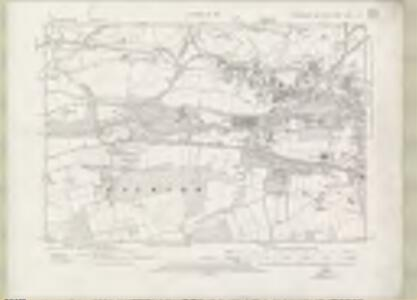 Stirlingshire Sheet n XXX.NW - OS 6 Inch map