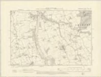 Shropshire LXVII.SW - OS Six-Inch Map