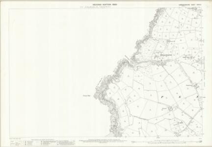 Caernarvonshire XXXIX.5 (includes: Tudweiliog) - 25 Inch Map