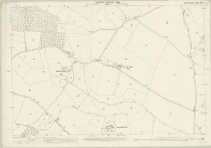 Hertfordshire XXXV.2 (includes: Bishops Hatfield) - 25 Inch Map
