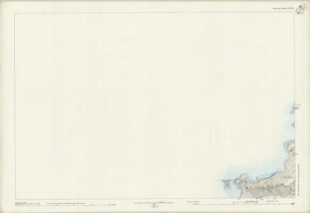Cornwall LVIA.16 (includes: Camborne Redruth) - 25 Inch Map