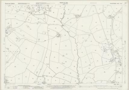 Worcestershire XVI.16 (includes: Alvechurch; Beoley; Redditch) - 25 Inch Map