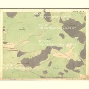 Heuraffel - c6182-1-013 - Kaiserpflichtexemplar der Landkarten des stabilen Katasters