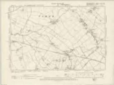 Buckinghamshire XXXVII.NW - OS Six-Inch Map