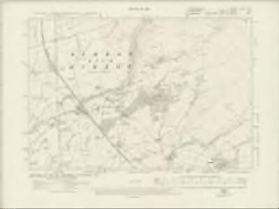 Westmorland XLVIII.SW - OS Six-Inch Map