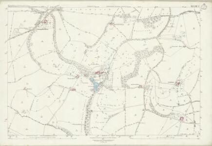 Warwickshire LIII.6 (includes: Admington; Ebrington; Ilmington) - 25 Inch Map