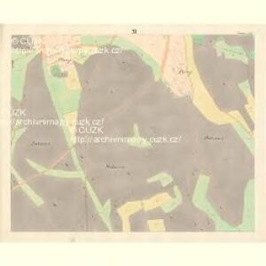 Wrazow (Wracow) - m3464-1-010 - Kaiserpflichtexemplar der Landkarten des stabilen Katasters