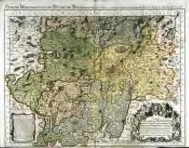 Partie meridionale du duche de Bourgogne