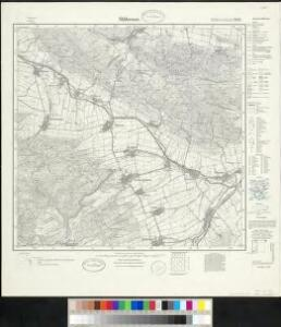 Meßtischblatt 2157 : Sibbesse, 1924