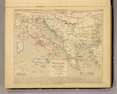 Empire Grec et Royaume d'Italie 774 a 900.