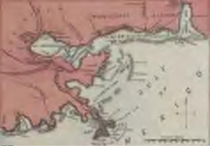 Lloyd's Military Campaign Charts: New Orleans - Mouth of Mississippi