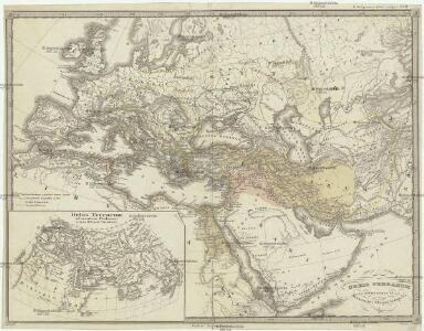 Orbis terrarum notus usque ad Alexandri Magni tempora