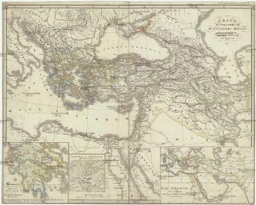 Regna succesorum Alexandri Magni