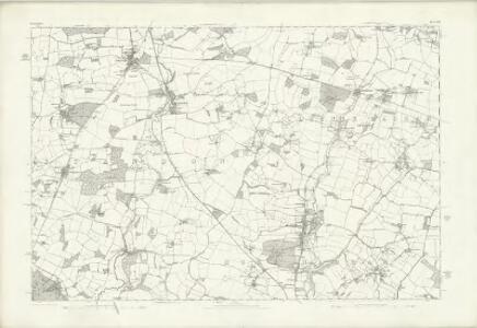 Hertfordshire XIV - OS Six-Inch Map