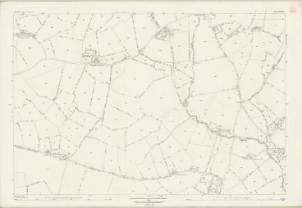 Suffolk LXIV.6 (includes: Brettenham; Preston St Mary; Thorpe Morieux) - 25 Inch Map