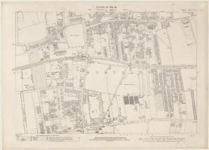 London X.43 - OS London Town Plan