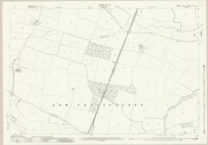 Durham LIV.8 (includes: Archdeanon Newton; Darlington; High Coniscliffe; Low Coniscliffe; Manfield) - 25 Inch Map