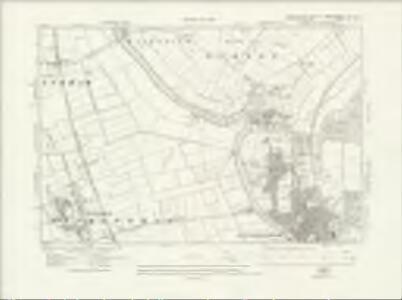Lincolnshire XLII.NE - OS Six-Inch Map