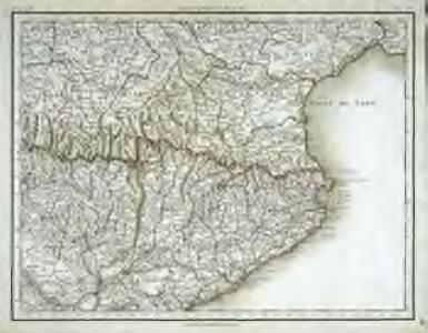 [Carte d'Espagne et de Portugal en neuf feuilles, 3]