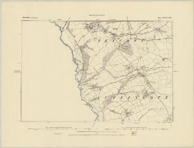 Devonshire LXIV.NE - OS Six-Inch Map