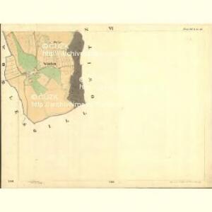 Wieles - c0196-1-007 - Kaiserpflichtexemplar der Landkarten des stabilen Katasters