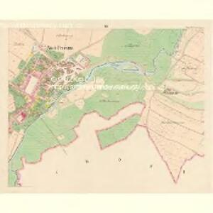 Przestitz (Przestic) - c6218-1-006 - Kaiserpflichtexemplar der Landkarten des stabilen Katasters