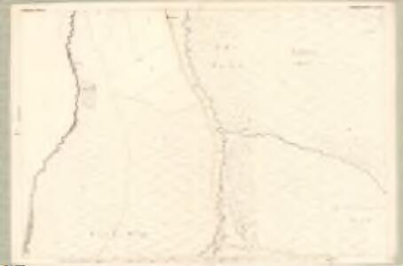 Peebles, Sheet XVIII.3 (Traquair) - OS 25 Inch map