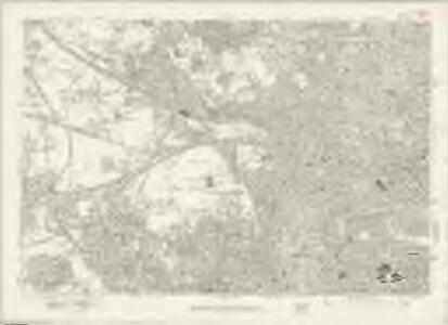 London Sheet J - OS Six-Inch Map