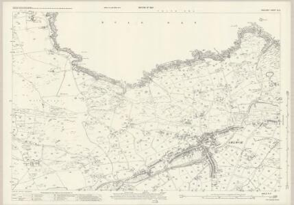 Anglesey III.6 (includes: Amlwch) - 25 Inch Map