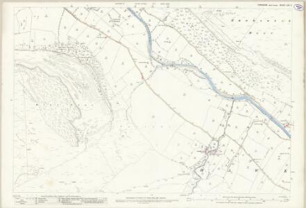 Yorkshire CXV.7 (includes: Arncliffe; Hawkswick) - 25 Inch Map