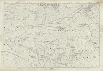 Yorkshire 249 - OS Six-Inch Map