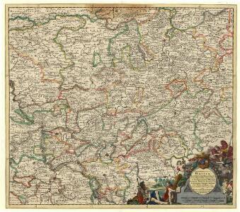 Landgraviatus Hassiae Darmstadiensis Rhenofeldensis cum adjacentibus Regionibus ut Landgraviatuum Thuringiae Ducatuum Westfaliae Brunwicensis Comitatuum Hanoviae Nassoviae