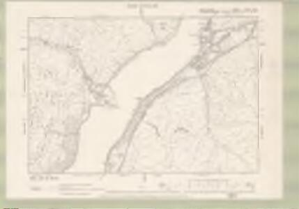 Argyll and Bute Sheet CXLIII.NW - OS 6 Inch map