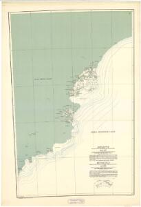 Spesielle kart nr 84k: Kart over