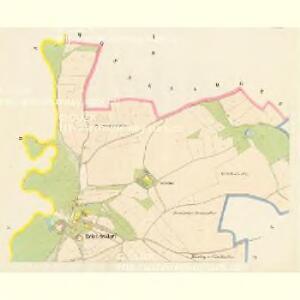 Reichersdorf - c2305-2-001 - Kaiserpflichtexemplar der Landkarten des stabilen Katasters