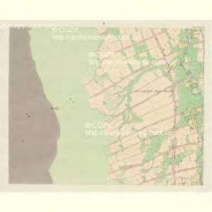 Mosty bei Jablunkau - m1892-1-004 - Kaiserpflichtexemplar der Landkarten des stabilen Katasters
