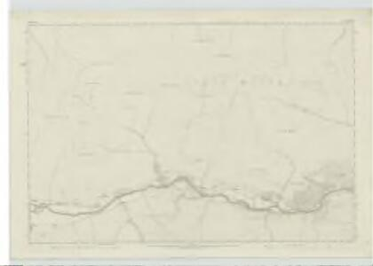 Perthshire, Sheet XLVII - OS 6 Inch map