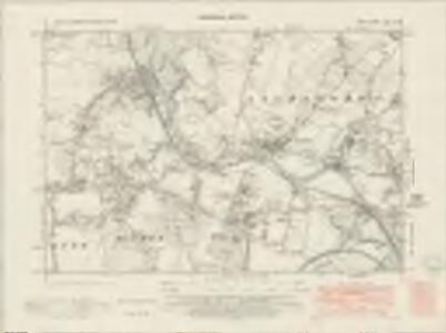 Kent XXXI.SW - OS Six-Inch Map