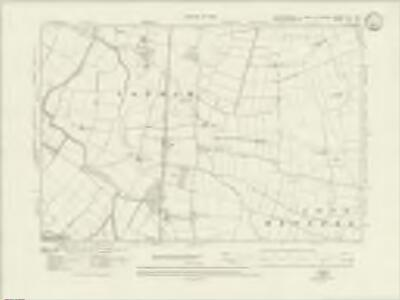 Lincolnshire CIII.NE - OS Six-Inch Map