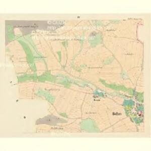 Dollan (Dolany) - c1236-1-003 - Kaiserpflichtexemplar der Landkarten des stabilen Katasters