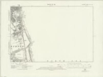 Durham XIV.NE - OS Six-Inch Map