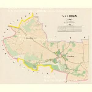 Smedrow - c7062-1-001 - Kaiserpflichtexemplar der Landkarten des stabilen Katasters