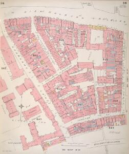 Insurance Plan of City of London Vol. II: sheet 36