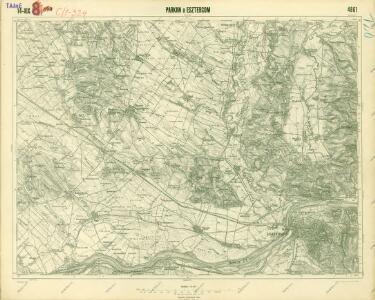 III. vojenské mapování 4861