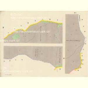 Königswarth - c3820-1-006 - Kaiserpflichtexemplar der Landkarten des stabilen Katasters